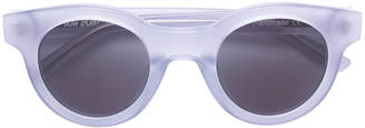 Sun Buddies rounded icy effect sunglasses