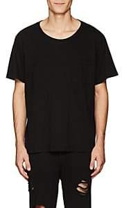 NSF Men's Cotton Jersey Crewneck T-Shirt - Black