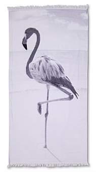 Wonga Road Hamman Digital Caribeean Flamingo Beach Towel