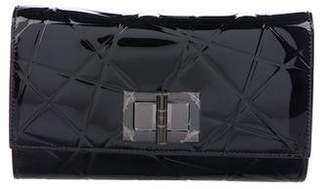 Tom Ford Patent Leather Wallet On Chain w/ Tags