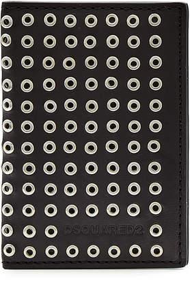 DSQUARED2 Embellished Leather Wallet