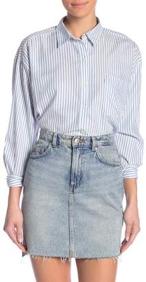Levi's Darcy Striped Button Down Shirt