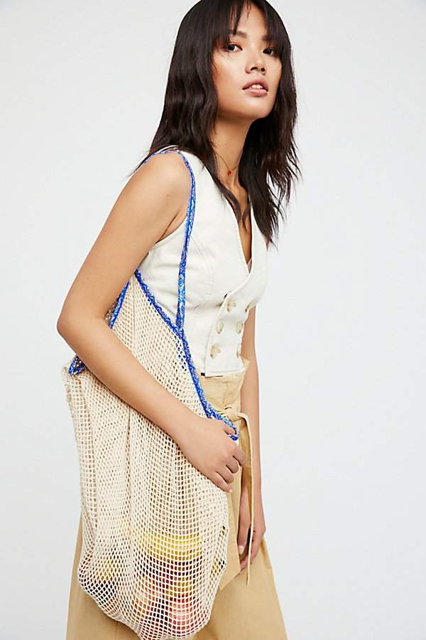 Nothing But Net Bag by Free People