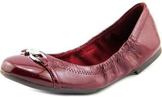 Ralph Lauren Ralph Betsy Women US 6.5 Burgundy Flats