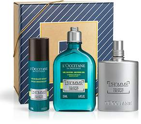 L'Occitane L'Homme Cologne Cedrat Collection