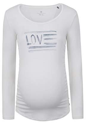 Bellybutton Women's 1/1 Arm Long-Sleeved T-Shirt,S