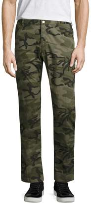 Avio Men's Camouflage Cotton Trousers