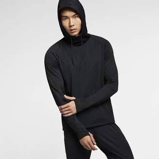 Nike Men's Soccer Pullover Hoodie Dri-FIT Academy