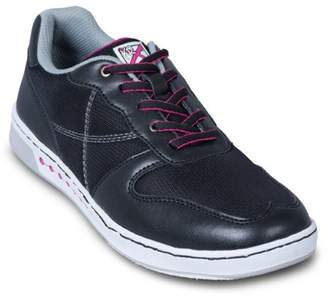 KR Strikeforce Bowling Shoes KR Strikeforce Womens Opal Bowling Shoes- Black/Hot Pink 7