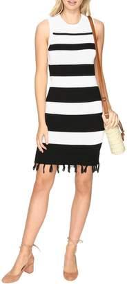 BB Dakota Stripe Sweater Dress