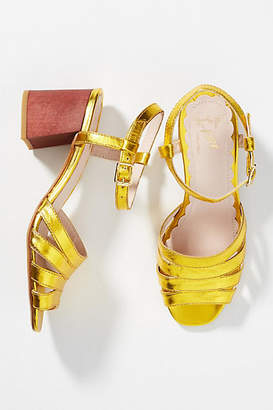 Miss L Fire Strappy Heeled Sandals