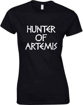 Hunter Brand88 Of Artemis, Ladies Printed T-Shirt