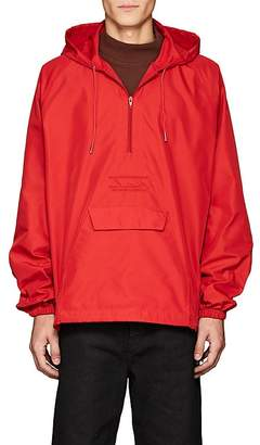 Martine Rose Men's Logo-Embroidered Windbreaker