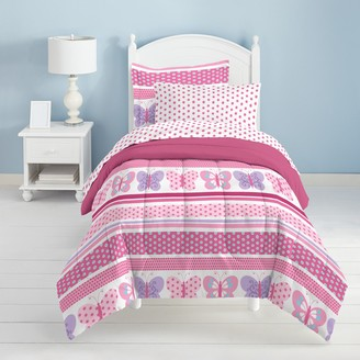 Factory Dream Butterfly Dots 4-pc. Bed Set - Toddler