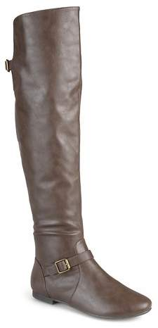 Journee Collection Women's Journee Collection Tall Riding Boots