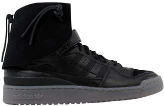 adidas Forum Hi Mocassin Black/Black-Clay