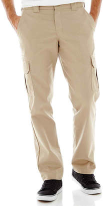 Dickies Slim Fit Straight Leg Twill Cargo Pant