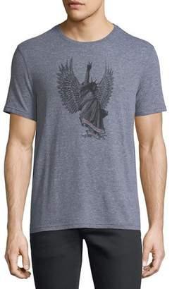 John Varvatos Liberty Wings Graphic T-Shirt