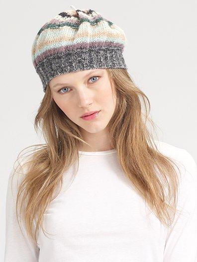 M Missoni Mohair Knit Hat