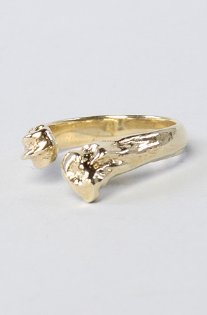 Species by the Thousands The Bone Ring in Brass