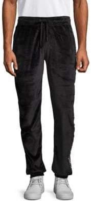 Buffalo David Bitton Logo Drawstring Jogger Pants