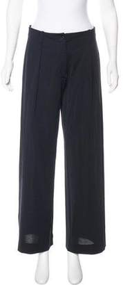 Tomas Maier High-Rise Flared Pants w/ Tags
