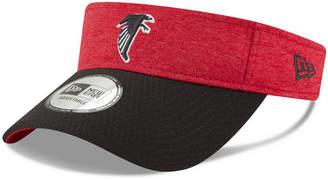 New Era Atlanta Falcons On Field Sideline Visor