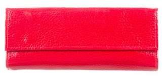 Smythson Leather Jewelry Roll