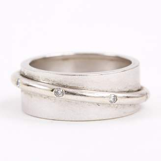 Dinh Van Silver White gold Ring