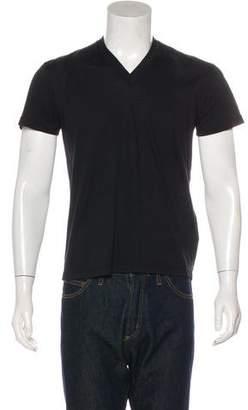 Prada V-Neck T-Shirt