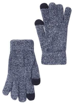 Steve Madden Marbled Knit Tech Gloves