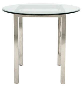 clear High Top Glass Table High Top Glass Table