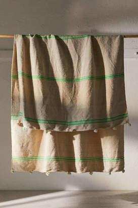 Urban Renewal Vintage One-Of-A-Kind Oversized Moroccan Wool Blanket