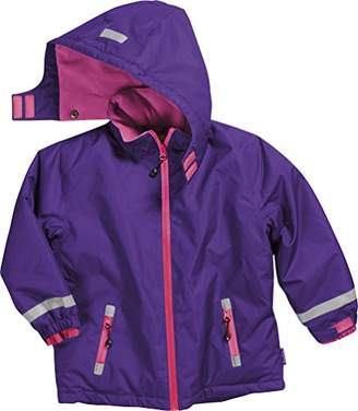 Playshoes Girl's Waterproof and Breathable, Ski and Snowboarding Jacket,(Manufacturer Size:5-/116 cm)