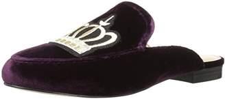 The Fix Women's Fay Embellished Slide Smoking Loafer