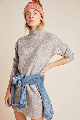RD Style Maybelle Mock Neck Sweater Dress