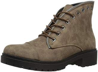 Qupid Women's POSTAL-01A Ankle Boot