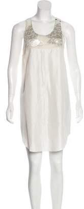 CNC Costume National Sleeveless Mini Dress w/ Tags
