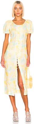 Cult Gaia Charlotte Dress in Lemonade Multi | FWRD