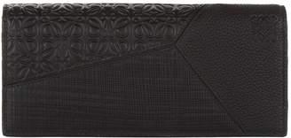 Loewe Textured Leather Wallet