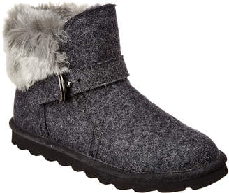 BearPaw Koko Never Wet Water-Resistant Wool Boot