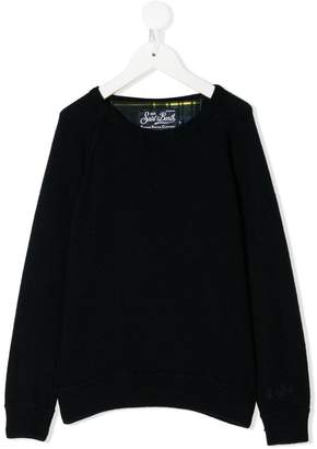 MC2 Saint Barth Kids crew neck sweater