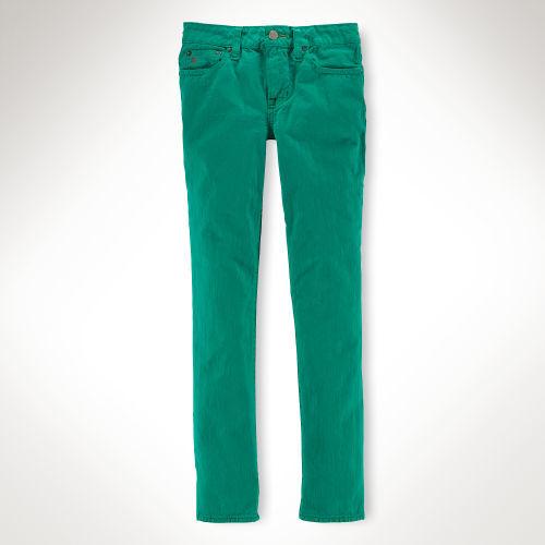 Ralph Lauren Skinny-Fit Jean