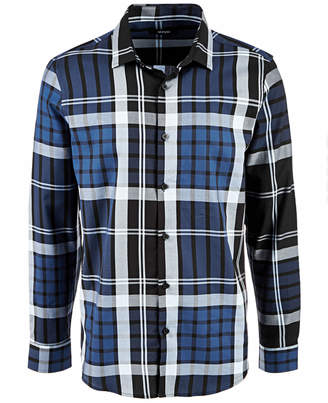 Alfani Men's Conway Plaid Shirt
