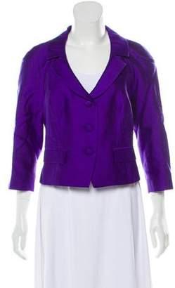 LK Bennett Wool & Silk-Blend Blazer w/ Tags