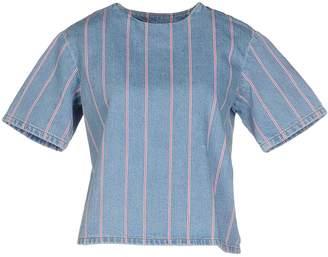 Alexander Wang Denim shirts - Item 42494269RX