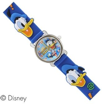 Disney (ディズニー) - ディズニー Disney ビッグモチーフベルトウォッチ 人気キャラクター腕時計 ブルー WD-S01-DD