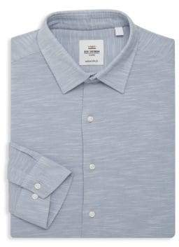 Ben Sherman Slim-Fit Dress Shirt