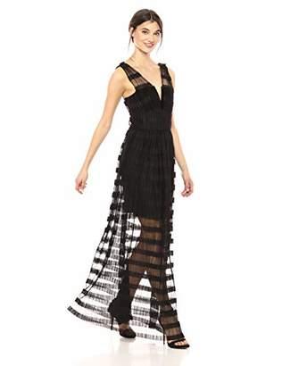 Adelyn Rae Women's Charity Woven MIDI Dress