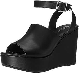 BC Footwear Women's Admit One Wedge Sandal